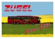 Herzliche Einladung - Omnibusverkehr Zügel GmbH