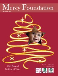 Mercy Foundation