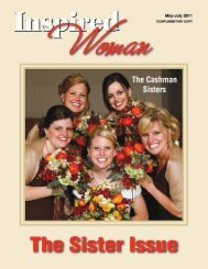 May June 2011 - Inspired Woman Magazine