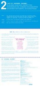 Programmheft [PDF] - Betty Hensel . Regie - Seite 2