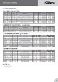 Stiahnuť cenník - M & P parket - Page 7