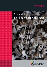 rail & fournituren - Schadebo