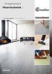 Catalogus 2012 - Schadebo