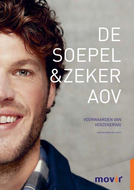 DE SOEPEL &ZEKER AOV