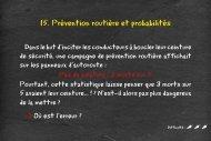 15. Prévention routière et probabilités