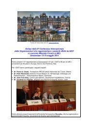 QUI - Associazione Italiana GIST