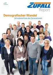 ZUFALL Report Nr. 67, January 2012 - Friedrich Zufall GmbH & Co ...