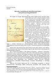 Dr Jacek Feduszka Zamość Mieczysław Ludwik Potocki (1810-1878 ...