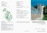 Flüchtlinge an den EU-Außengrenzen – eine ... - Migration 2010