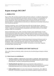 Liite 6A Strategia 2012-17 - Kepa