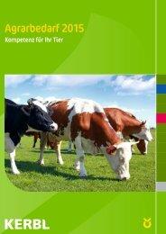 Agrarbedarf 2015 / Barteld GbR