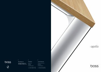 Brochure - Apres Furniture