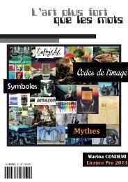 Magazine Sémiologie : L'art plus fort que les mots