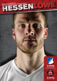 Hessenlöwe - Ausgabe 5 2014/2015