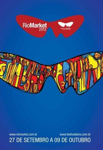Catálogo RioMarket 2013