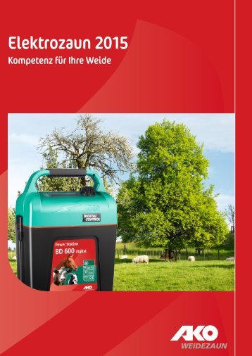 Elektrozaun 2015 / Barteld GbR