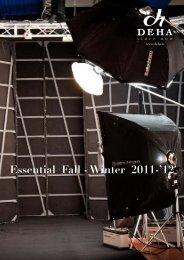 Essential Fall - Winter 2011