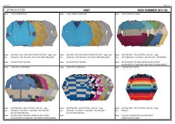 knitwear - Vullo.co.uk