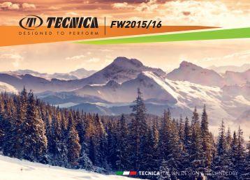 Tecnica Footwear 2015/16