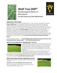 Wolf Trax DDP - Solu-Cal