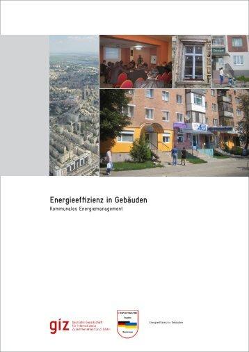 Energieeffizienz in Gebäuden