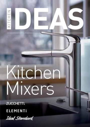 Kitchen Mixers - Robertson