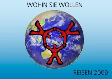 Katalog Reiseboerse 2009 - Bodelschwingh-Haus Wolmirstedt e.V.