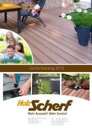 Gartenkatalog 2015