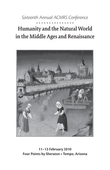 PDF version - Arizona Center for Medieval and Renaissance Studies