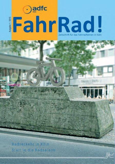 FahrRad! (Ausgabe 1/2015)
