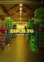 Tel. 0041 71 447 40 74 - ZISCH Getränke & Service AG