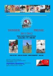 DOSSIER PRESSE 2011/2012 - Tarascon