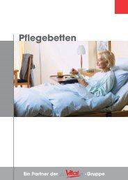 Pflegebetten Lagerung - Zimmermann
