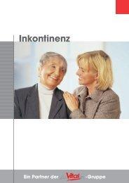 Inkontinenz Sicherheit - Zimmermann