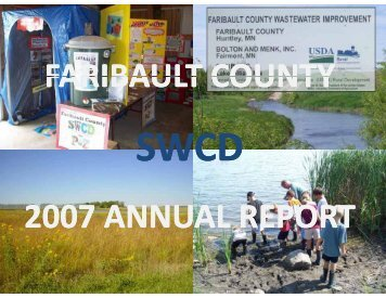 p - Faribault County Soil and Water