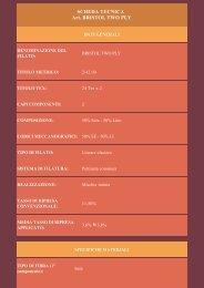 Scarica la scheda in formato PDF - Natural Fantasy, Srl