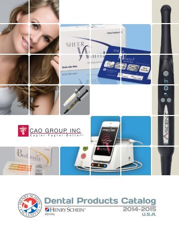 Dental Products Catalog