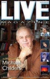 LIVE MAGAZINE VOL 8, Issue #204 March 6th THRU March 20th, 2015
