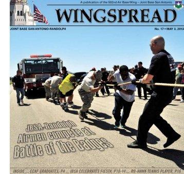 May 3 - San Antonio News