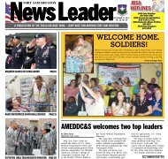 from this edition - Fort Sam Houston - U.S. Army