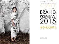 Brand Preview 2015 Highlights