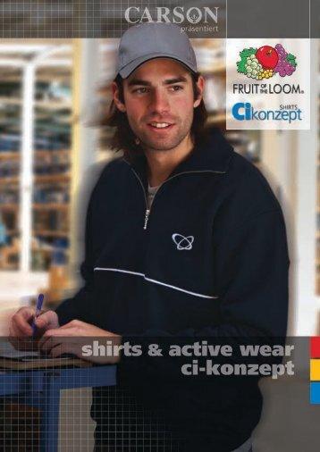 sweat-shirts - Carson Company GmbH