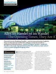 Österreich ist ein Shopping-Paradies – auch im ... - Katrin Zita