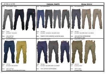 trousers blazers outerwear - Vullo.co.uk
