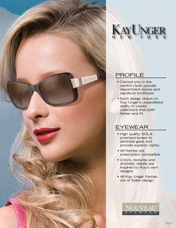 PROFILE EYEWEAR - Nouveau Eyewear