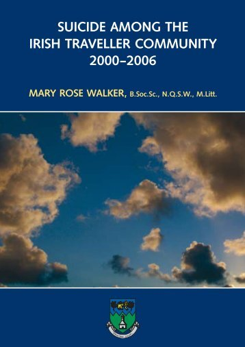 SUICIDE AMONG THE IRISH TRAVELLER COMMUNITY 2000–2006