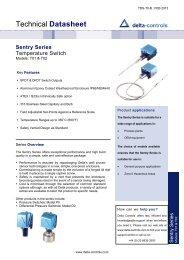 Delta Sentry T01 - Blanes Pressure Solutions