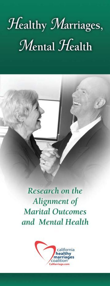 VIEW PDF FILE - California Healthy Marriages Coalition
