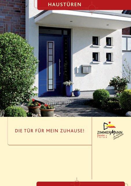Holzdekor - Zimmermann Fenster + Türen