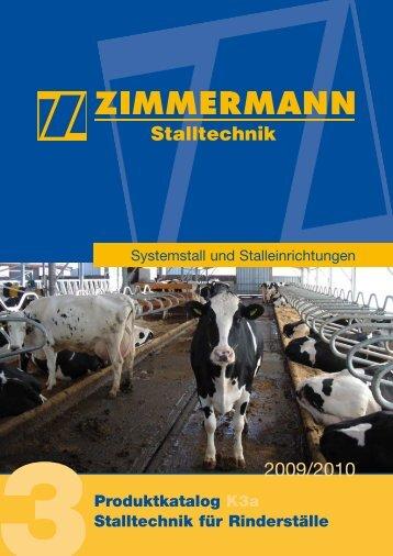 Liegeboxen - Zimmermann Stalltechnik GmbH